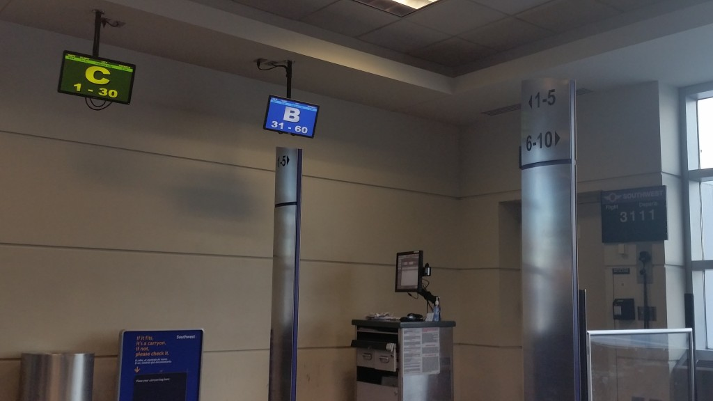Southwest Airlines Seating Tips How To Get A Good Seat on Southwest Airlines