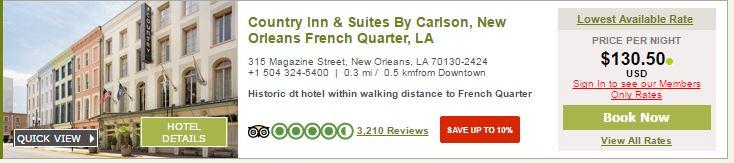 Club Carlson Members Only Rate Exclusive Discount