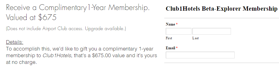$250 Hotel Credit Giveaway + Free $675 Private Hotel Club Membership For a Year
