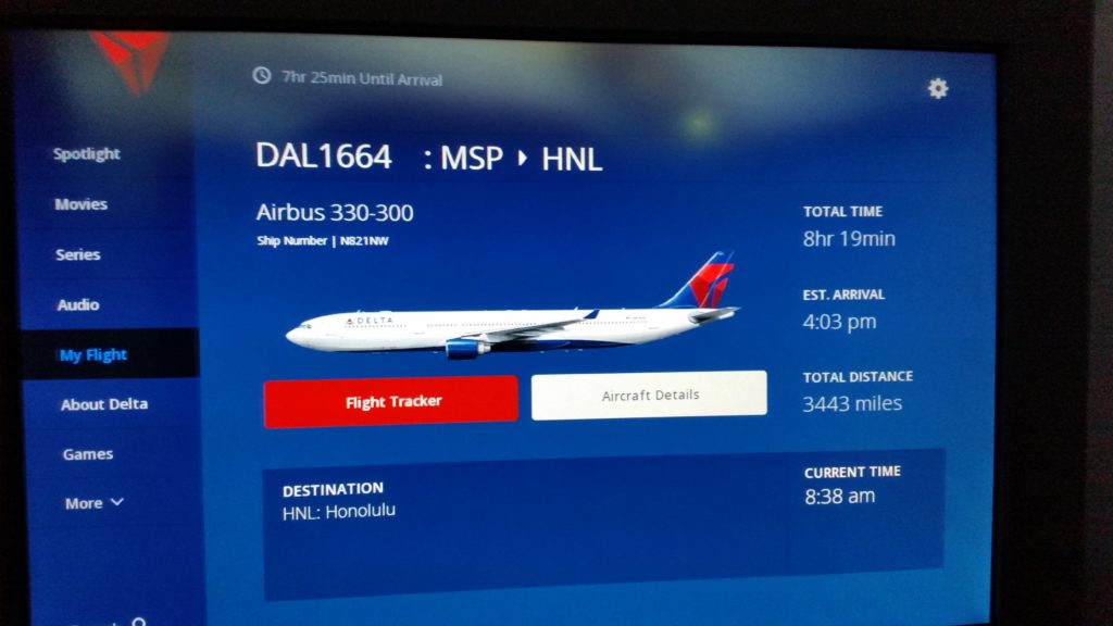 airbus a330-300 delta one first class review